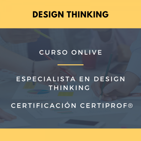 design thinking curso onlive
